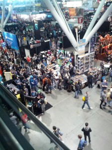 PAXEast 13 Expo Floor